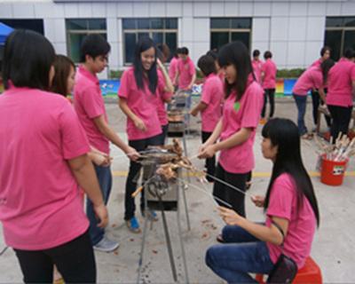 員工燒烤活動