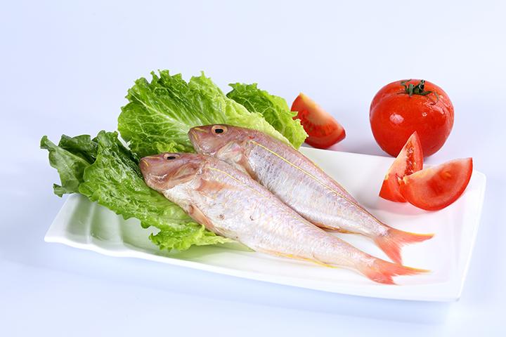 鲜冻红三鱼
